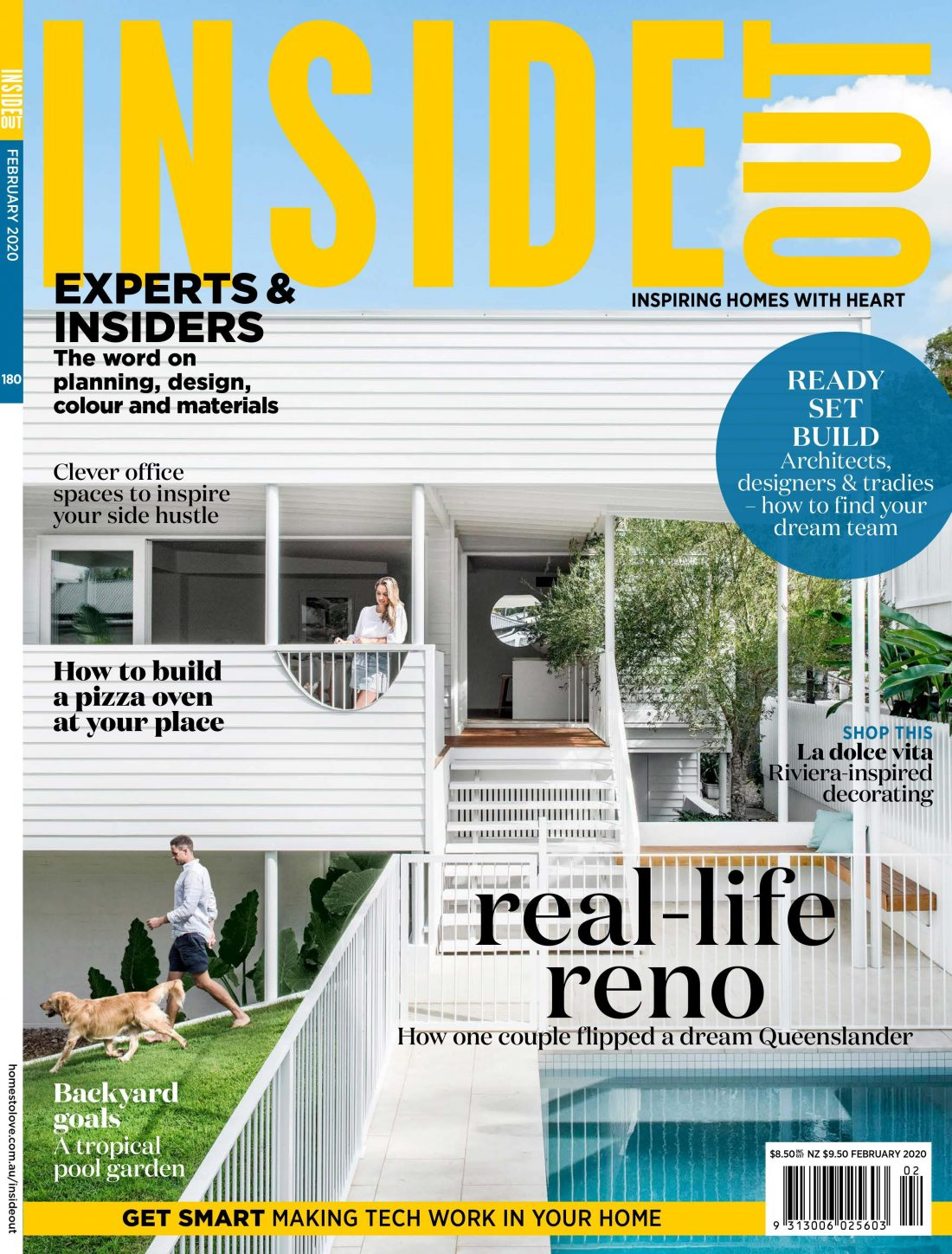Inside Out Magazine - M-Side Table