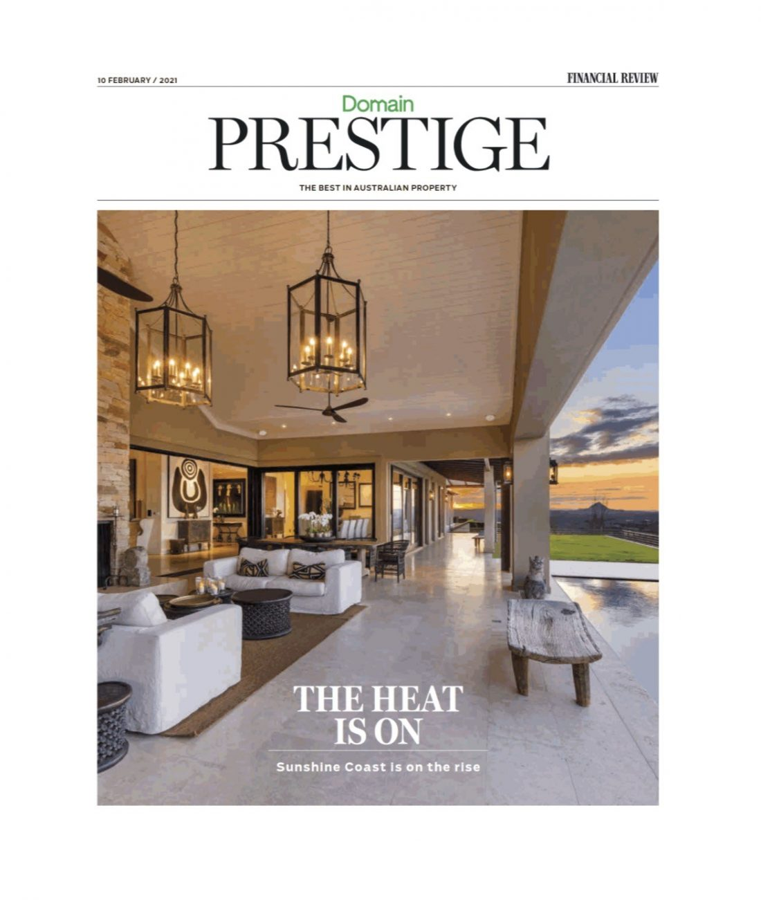 Domain Prestige - Bubble Side Table