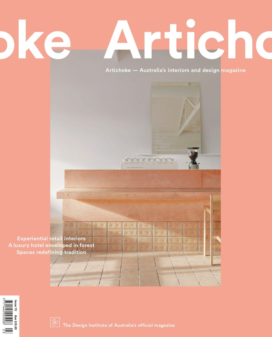 Artichoke - Celeste Pendant