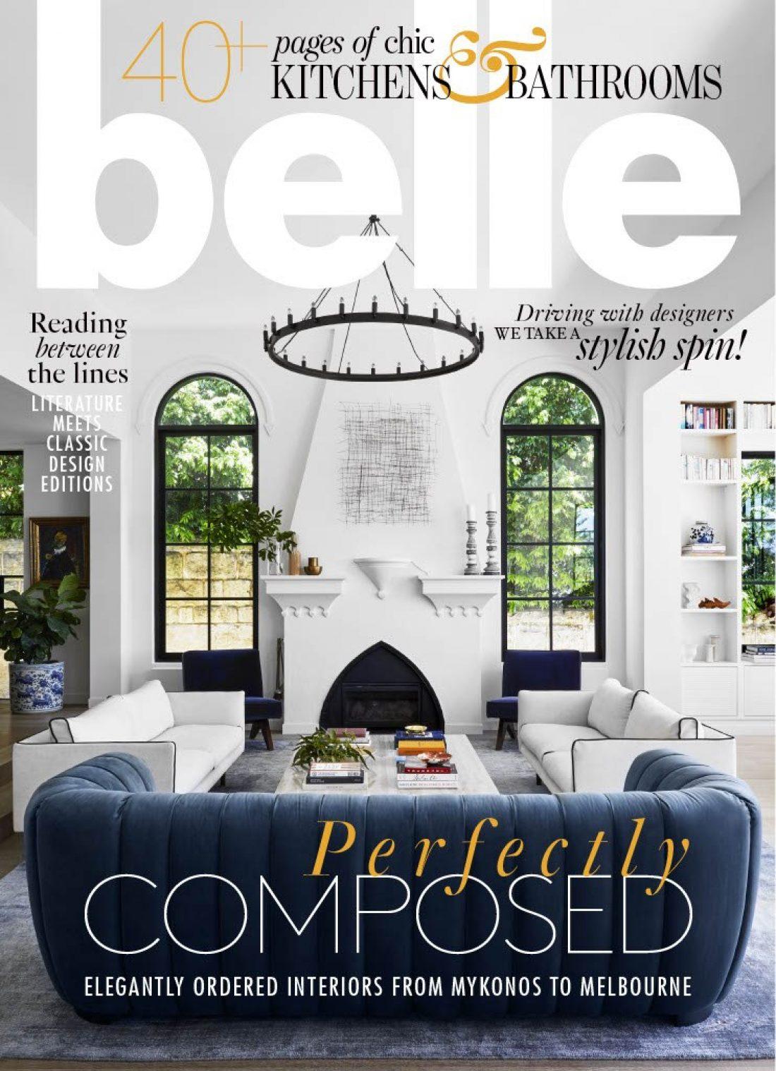 Belle Magazine - Carthona House