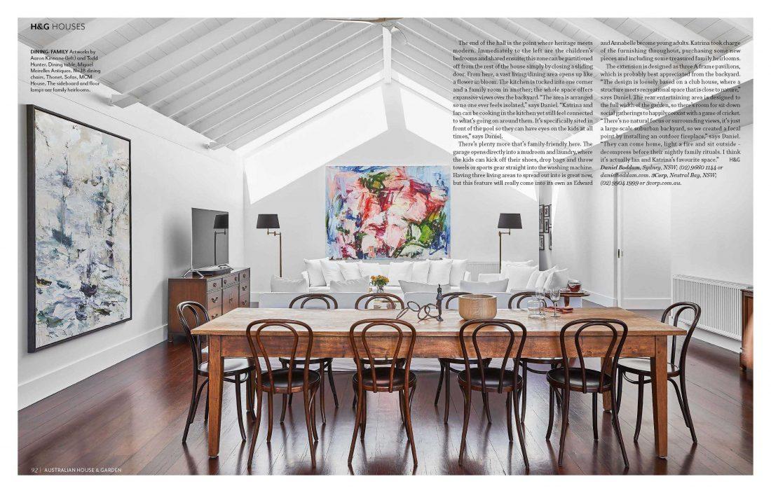 House & Garden - Roseville Residence