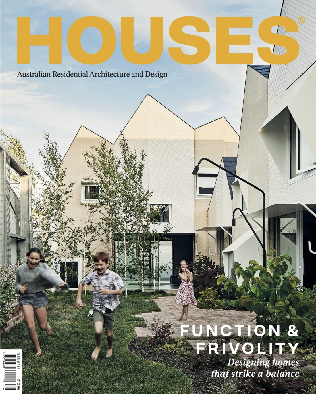 Houses - Geo Bubble Coffee Table