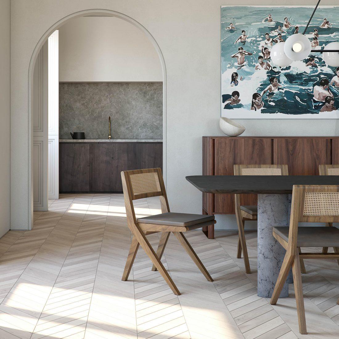 Design Anthology - Paris Apartment