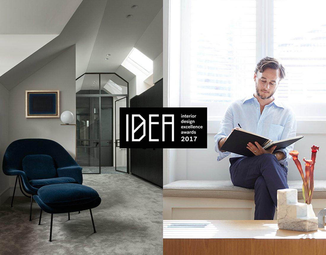 Interior Design Excellence Awards (IDEA) 2017