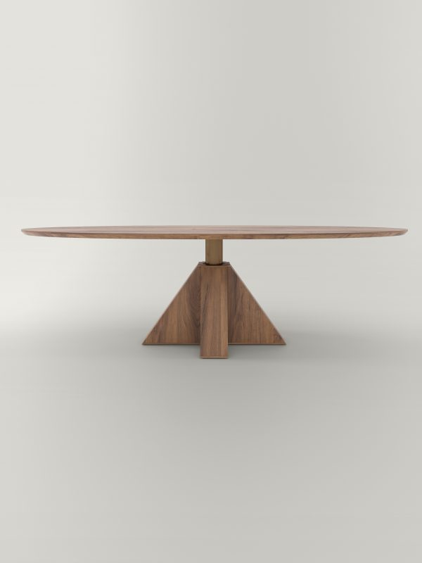 Oval Table