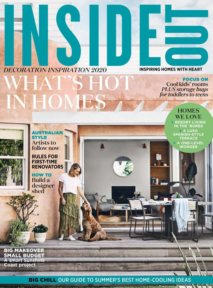 Inside Out Magazine - Wave Bed 15/01/20