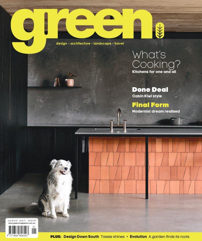 Green Magazine - Kelly Chair 06/01/20