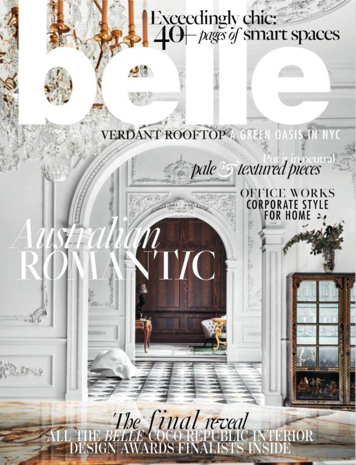 Belle Magazine - Bubble Side Table 13/07/20