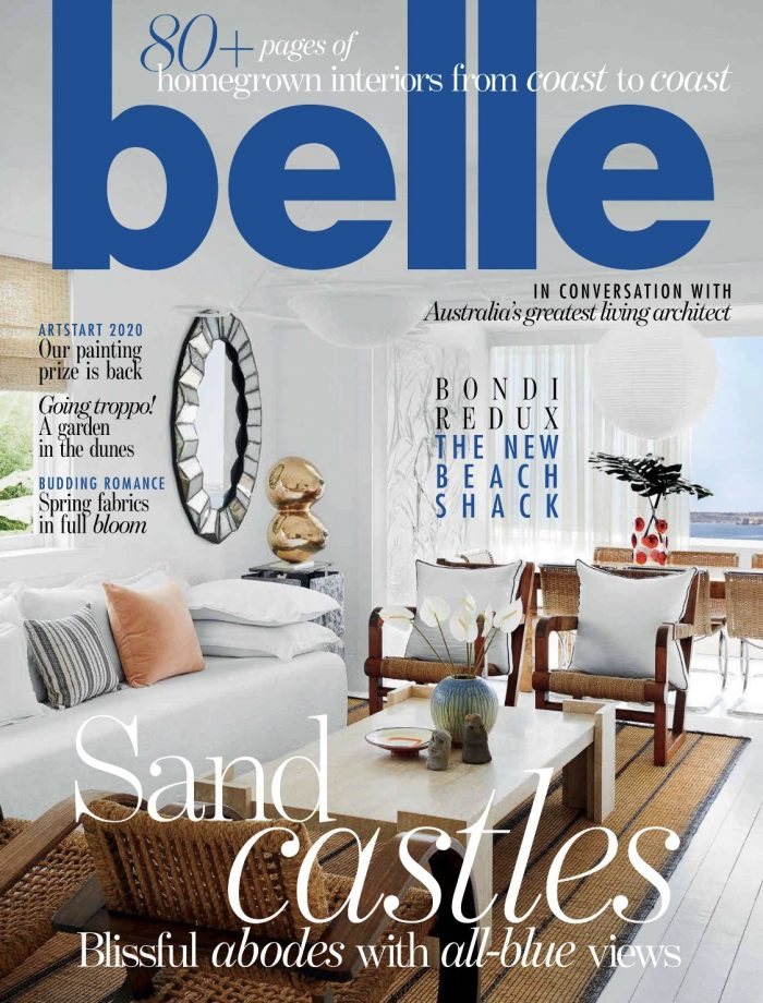 Belle Magazine - Tallow Beach Villa 07/10/19