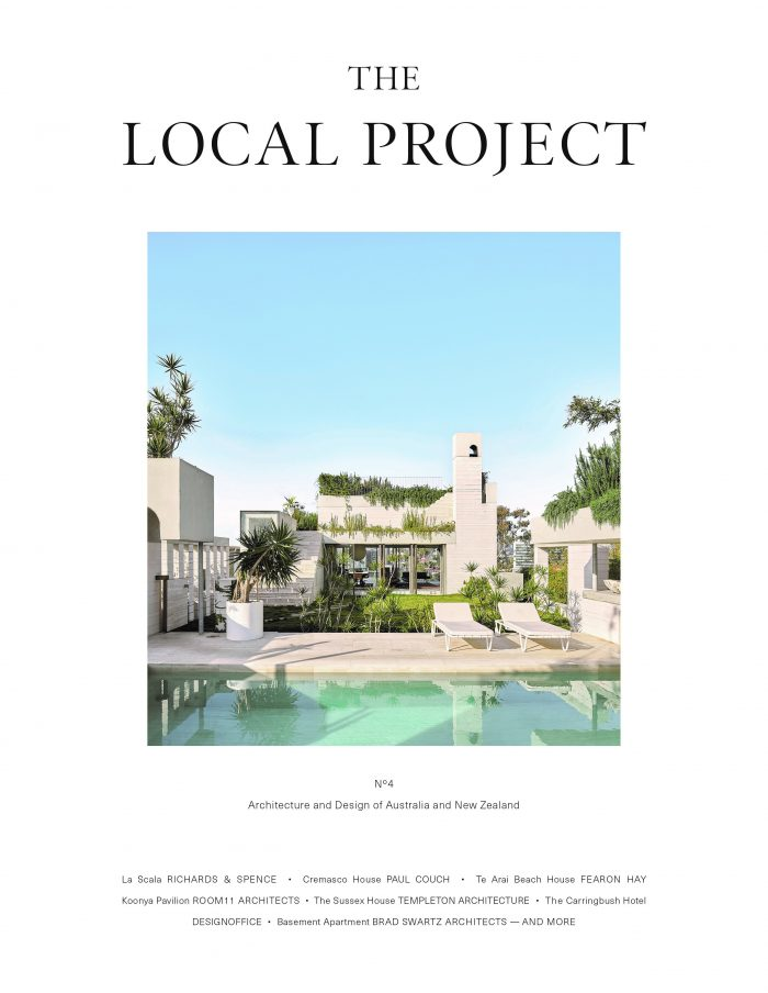 The Local Project - Issue 4 - Paris Apartment 07/10/20